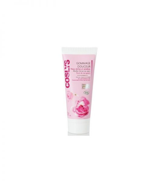 Exfoliante Facial Suave Piel Seca y Sensible 75 ml