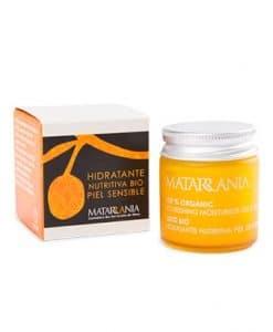 Hidratante nutritiva piel sensible