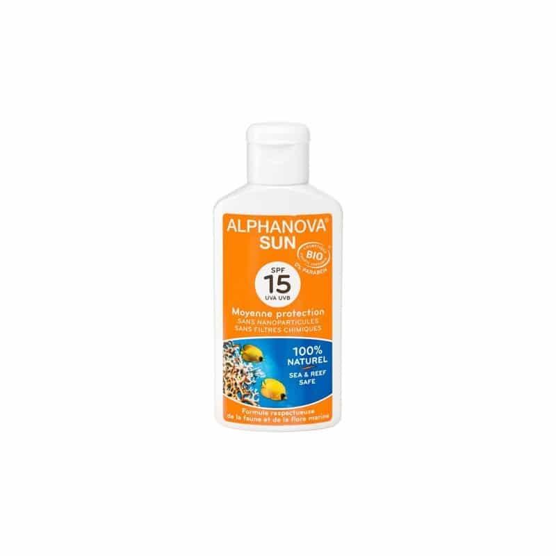 Protector Solar SPF 15 125 ml
