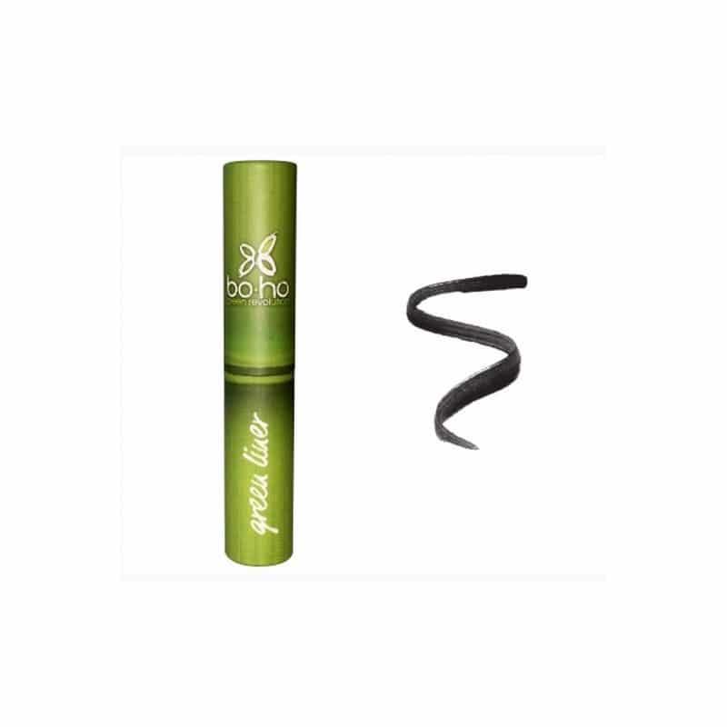 Delineador de ojos Green Liner Negro Boho