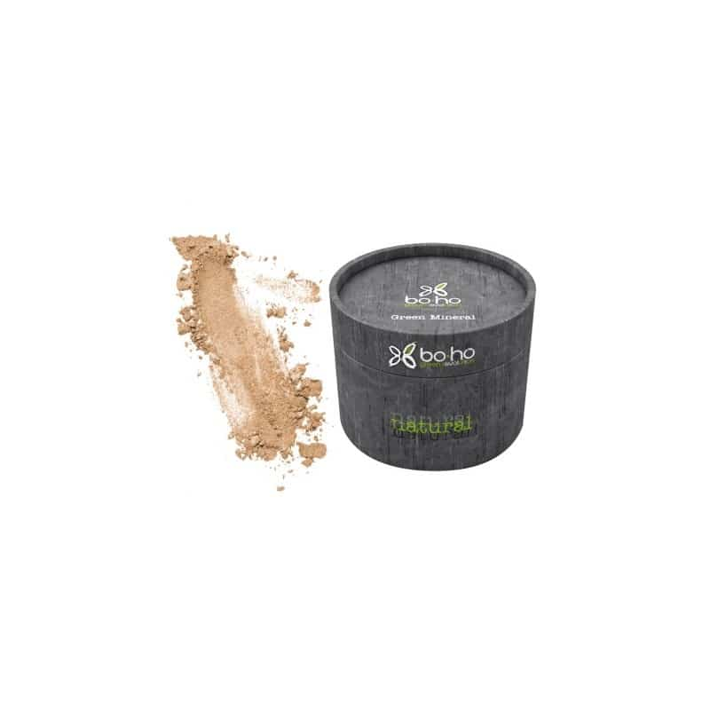 Polvo mineral suelto Green Mineral 02 Beige Boho
