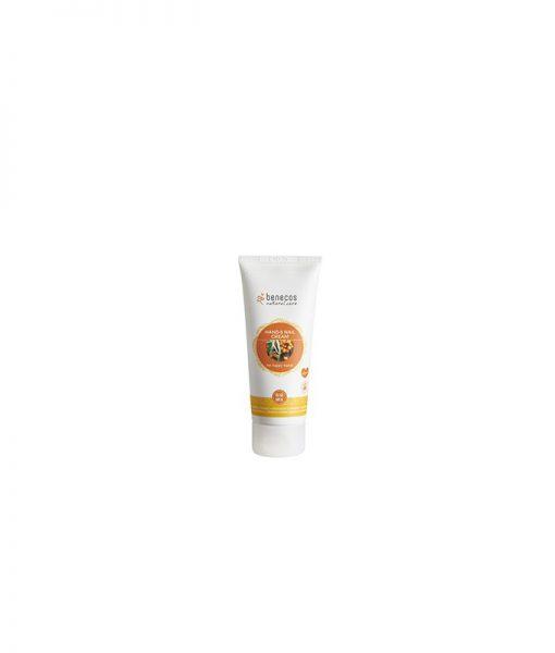 Crema de manos Benecos Espino Amarillo y Naranja