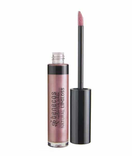 Brillo De Labios Benecos Natural Rosé