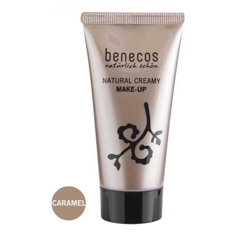 Maquillaje Benecos en Crema Natural Caramel