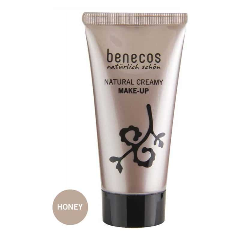Maquillaje Benecos en Crema Natural Honey