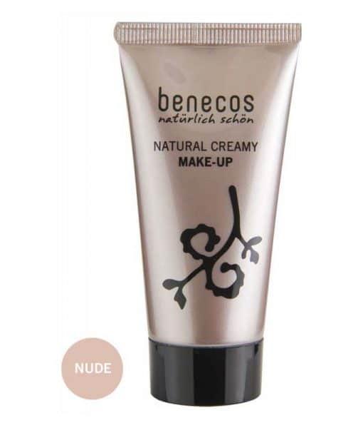 Maquillaje Benecos en Crema Natural Nude