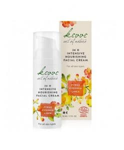 Crema 24 H Intensiva Facial Kivvi Pyrus 50 ml.