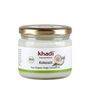 Aceite puro Bio de Coco Khadi de 250 ml