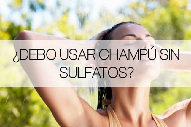 champu sin sulfatos