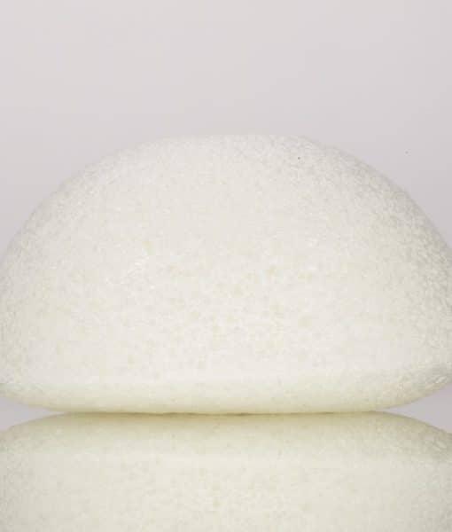 Esponja Konjak Original Blanca todo tipo de pieles