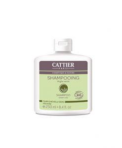 Champú para Cabello Graso de Arcilla Verde de Cattier 250 ml