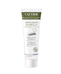 Crema Exfoliante Facial de Arcilla Cattier de 100ml
