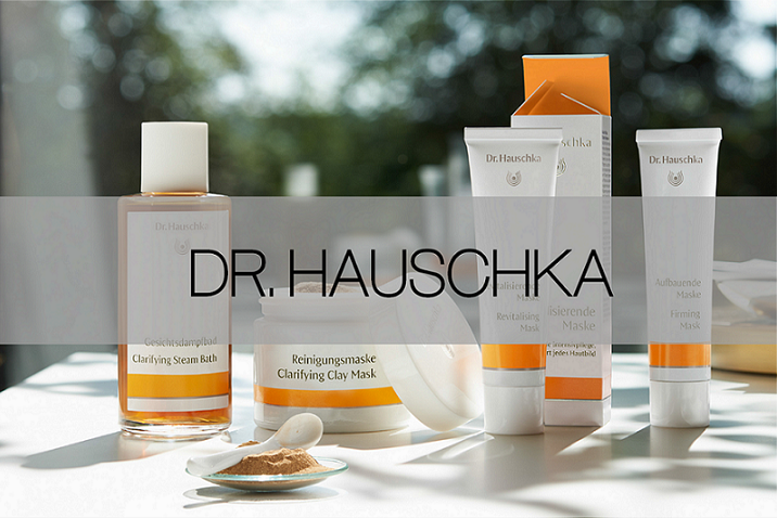 Conoce la cosmética Dr Hauschka