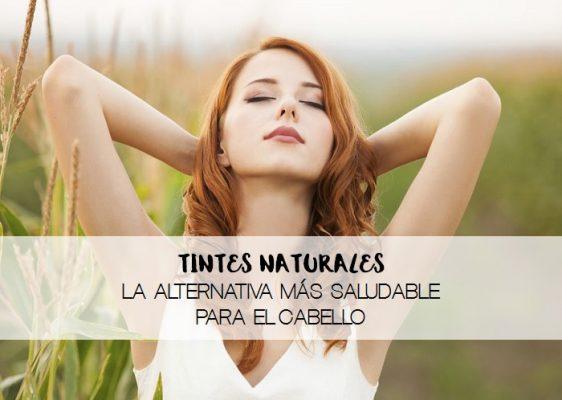 tintes naturales para tu cabello