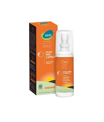 Aceite Capilar protector solar en spray de 100ml de Bjobj