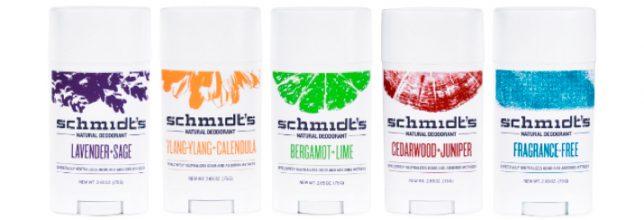 Desodorantes Naturales en Stick