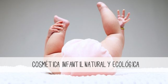 Cosmética Infantil Natural