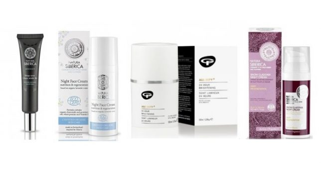 Cremas faciales para mujeres de cuarenta años