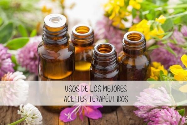 mejores aceites terapéuticos