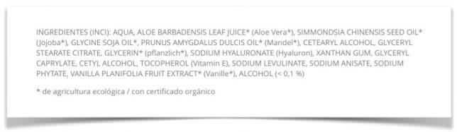Hidratentes Cremas