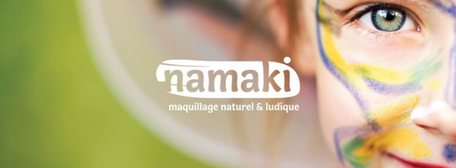 Maquillaje Natural para Niños Namaki