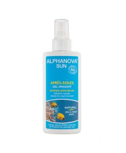 Aftersun Bio de Aplhanova Sun ecológico en Spray de 125 ml.