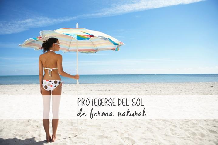 Protegerse del Sol
