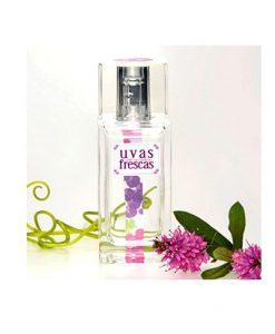 Perfume Flores de Uva Esencia de la Vid de Uvas Frescas en Spray de 50 ml.