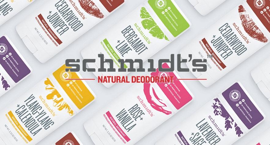 Schmidts Desodorantes Naturales
