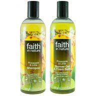 Faith-In-Nature-Pineapple-And-Lime-Shampoo-400ml-Conditioner-400ml-Duo-0