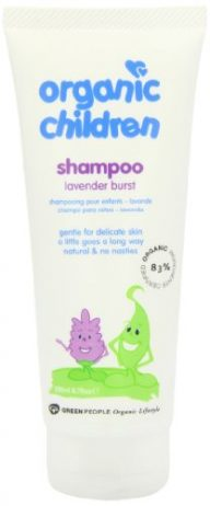 Green-People-Childrens-Shampoo-Lavender-200ml-0