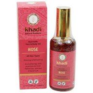 KHADI-Aceite-Facial-Corporal-Rose-Para-una-piel-suave-y-lisa-Reduce-las-manchas-de-la-piel-Mejora-la-regeneracin-celular-0