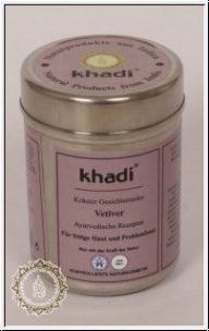 KHADI-Mascarilla-Facial-Vetiver-Para-pieles-grasas-con-granos-y-puntos-negros-Restaura-el-equilibrio-del-pH-Reduce-la-inflamacin-0