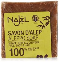 Najel-Traditional-Aleppo-Soap-100-Olive-Oil-200g-0