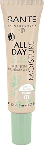 Sante-Natural-cosmtico-All-Day-Moisture-24h-Fresh-Skin-Foundation-Hydro-de-Depot-Vegano-30-ml-0