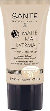 Sante-Natural-cosmtico-Matte-Mate-evermattm-Mineral-Make-Up-efecto-mate-Vegano-30-ml-0