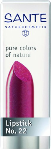 Sante-Naturkosmetik-Lipstick-N22-rojo-suave-45-g-Paquete-1er-1-x-5-g-0