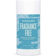Schmidts-Natural-DeodorantTM-Fragrance-Free-Sensitive-Skin-Stick-325-oz-Odor-Protection-Wetness-Relief-Aluminum-Free-by-Schmidts-Deodorant-0