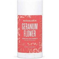 Schmidts-Natural-DeodorantTM-Geranium-Sensitive-Skin-Stick-325-oz-Odor-Protection-Wetness-Relief-Aluminum-Free-by-Schmidts-Deodorant-0